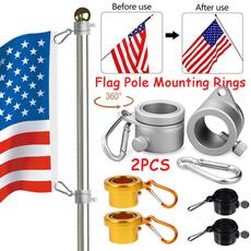flagpolering, flagpolemountingring, flagpoleholder, flagpoleaccessorie