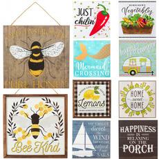 decoration, plaquesampsign, Door, Home Decor