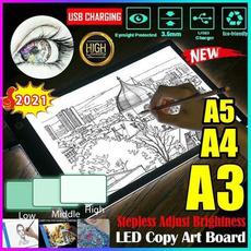 lightpadfortracing, dimmablebrightnesstracingboard, DIAMOND, art