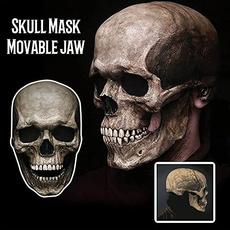 halloweentown, partymask, skull, Halloween Costume
