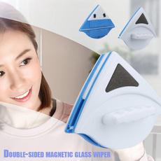 windowglassbrush, windowcleaningtool, magneticdoublesidedwindowcleaner, Home & Living