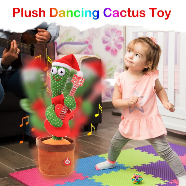 Plush Toys, cactustoy, Toy, Electric