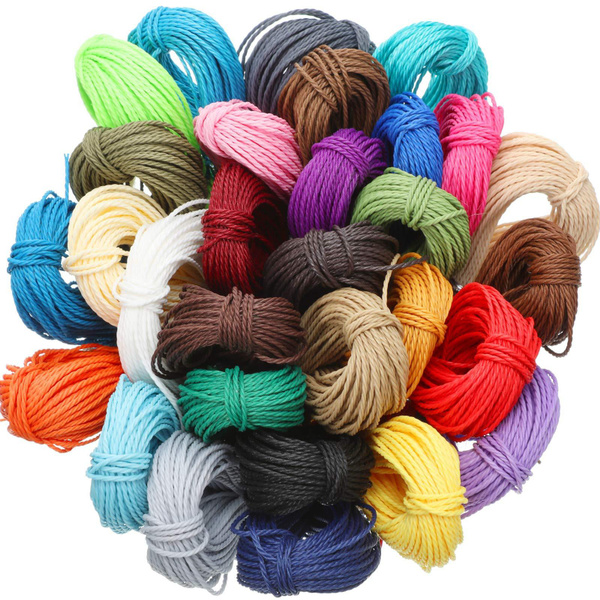 autolisted, Cord, Polyester, macrame