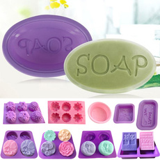 handmadesoapmold, Baking, Silicone, Soap