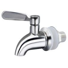 Steel, Faucets, waterdispenserglas, beveragedispenser