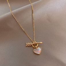 Simplicity, Jewelry, Chain, clavicle  chain