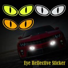 eye, safetymark, Cars, carreflectivesticker