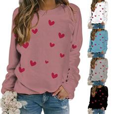 blouse, Heart, Fashion, Shirt