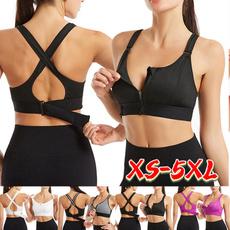 Vest, Plus Size, runningbra, fitness bra