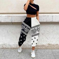 Cotton, Plus Size, sport pants, pants