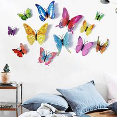 butterfly, Home & Kitchen, butterflywallsticker, walldecoration