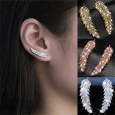 14kgoldearring, Ladies Earrings, Jewelry, gold