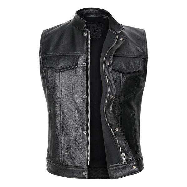 Vest, Plus Size, Men's Fashion, Classical