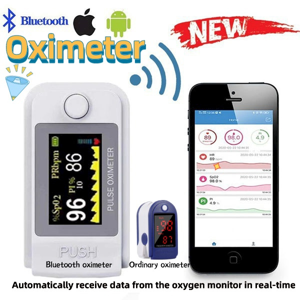 bloodoxygenmonitor, oxygenmeter, oximetersfingertippulse, Home & Living