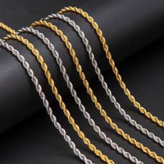 Steel, Jewelry, Chain, gold