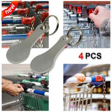 Key Chain, Keys, shoppingring, metalkeychain