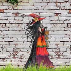 witchdecoration, decoration, witchwayhalloween, art
