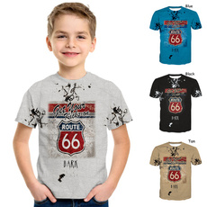 route66, Summer, Funny T Shirt, Personalized T-shirt