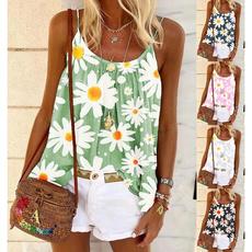 bohemia, Summer, Plus Size, Women's Fashion
