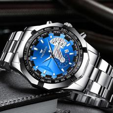 dial, chronographwatch, Waterproof Watch, business watch