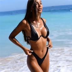 Steel, Summer, Bikinis Set, Bikini