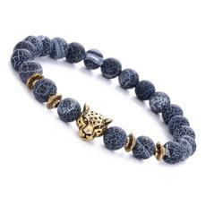 Charm Bracelet, Beaded Bracelets, Head, Yoga