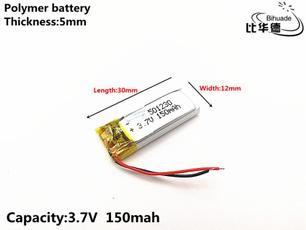 polymer, lipobattery, locatorbattery, Battery
