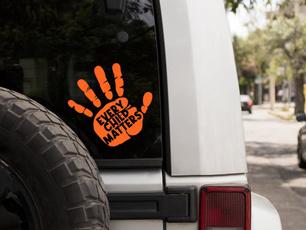Car Sticker, bumpersticker, carwindowsticker, matter