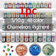 pearlpigment, pearlescentpigment, resinpigment, Handmade