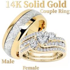 crystal ring, zirconring, gold, rhinestonering