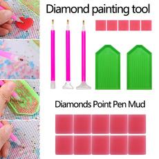 DIAMOND, diamondpaintingkit, gluesticker, diamonddrawing