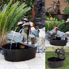 Decor, gardenart, art, Garden