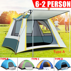 Family, outdoortent, Hiking, Sports & Outdoors