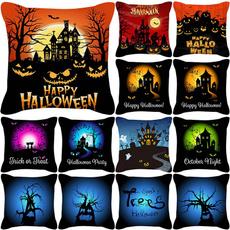 case, pillowcover18x18, Office, Halloween