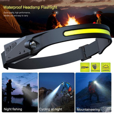 Flashlight, headlighting, Outdoor, led