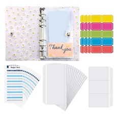 Cover, Notebook, Pvc, budgetbinder