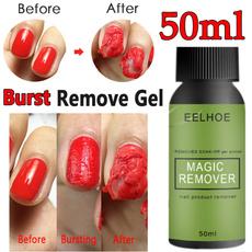 Magic, nailremover, Beauty, gel nails
