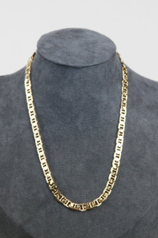 trendsi, inlay, Chain, gold