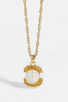 pearls, trendsi, shells, Pendant