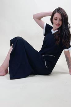 Pocket, trendsi, Soft, Nightgown