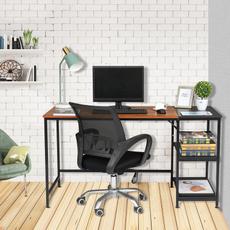 computerdesk, living room, Office, Shelf