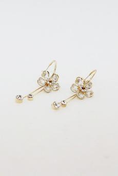 Jewelry, Drop, Rhinestone, Earring