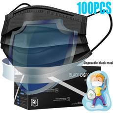 blackfacemask, dustmask, disposablefacemask, protectivemask
