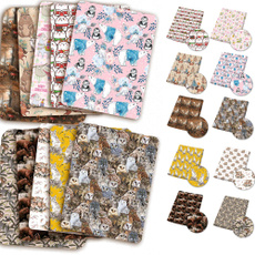 Polyester, Cotton fabric, Fabric, printed