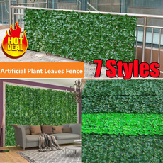 artificialleafhedge, Decor, Outdoor, artificialplant