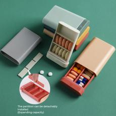 Storage Box, Mini, pillbox, portable