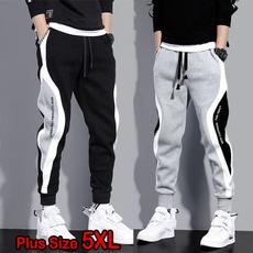 drawstringpant, joggersmen, Plus Size, pants