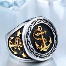 Steel, Fashion, Jewelry, anchorring
