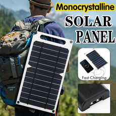 panelcharger, Cell, Outdoor, usb