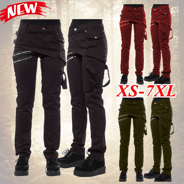 punkrockpant, Women Pants, Goth, trousers